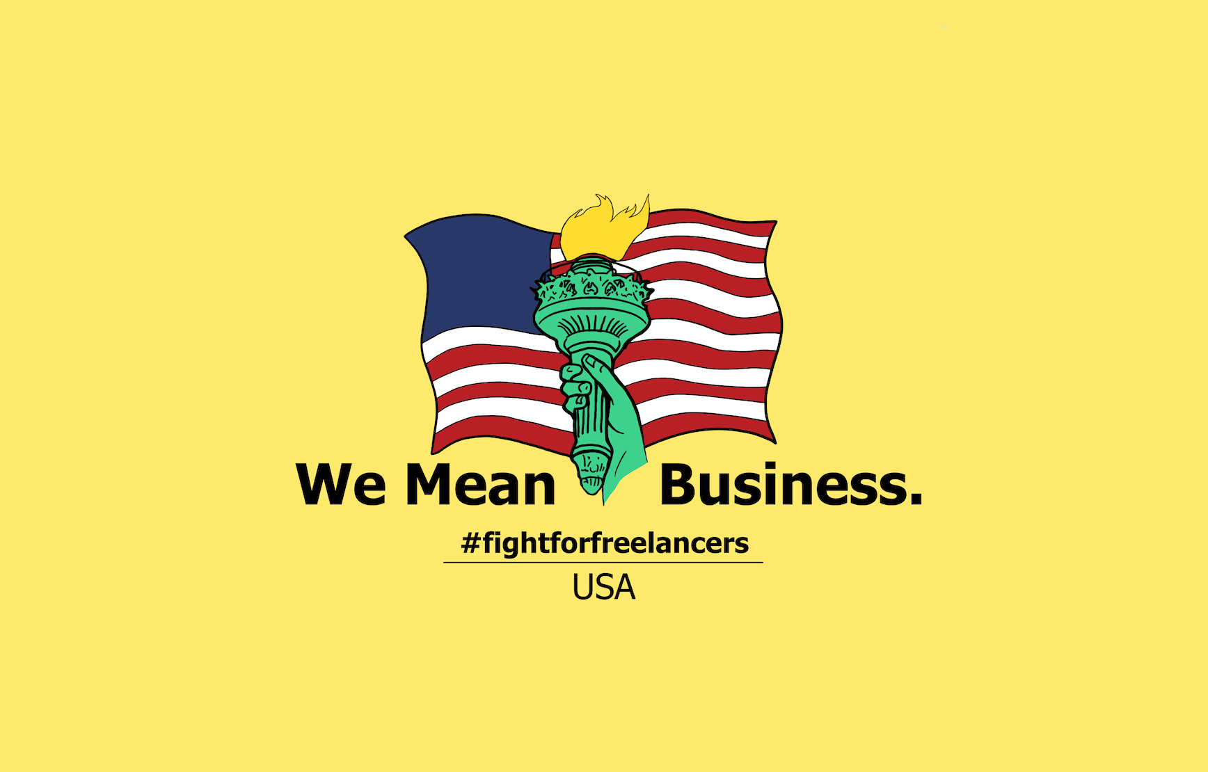 Fight For Freelancers USA